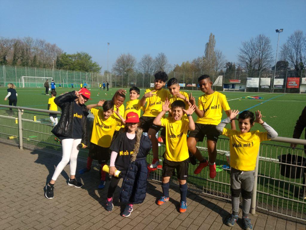Ferien-Fussball-Freundschaften 2019